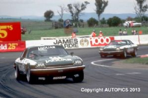 JAGUAR XJS Walkinshaw/Percy , Goss Hahne 1985 James Hardie 1000 Bathurst